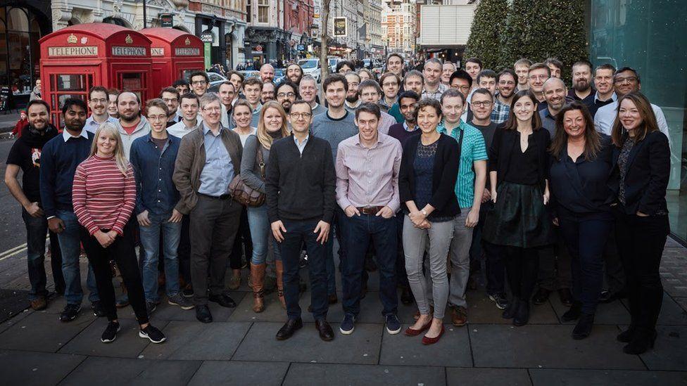 The Five AI team
