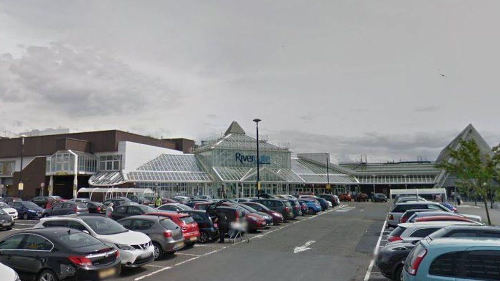 Rivergate retail park
