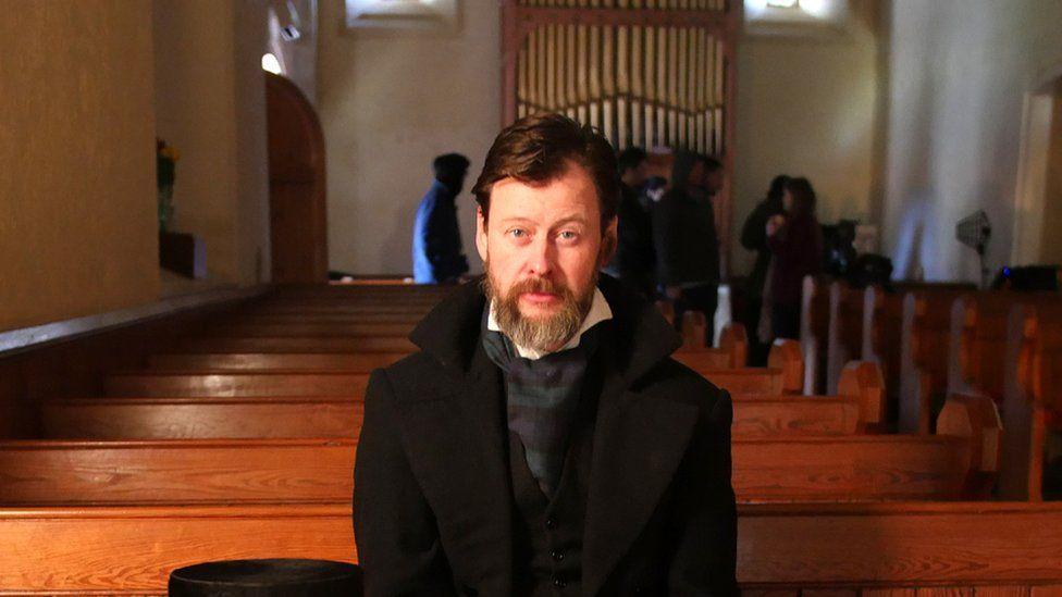 Steve Hay as Dr Andrew Moir