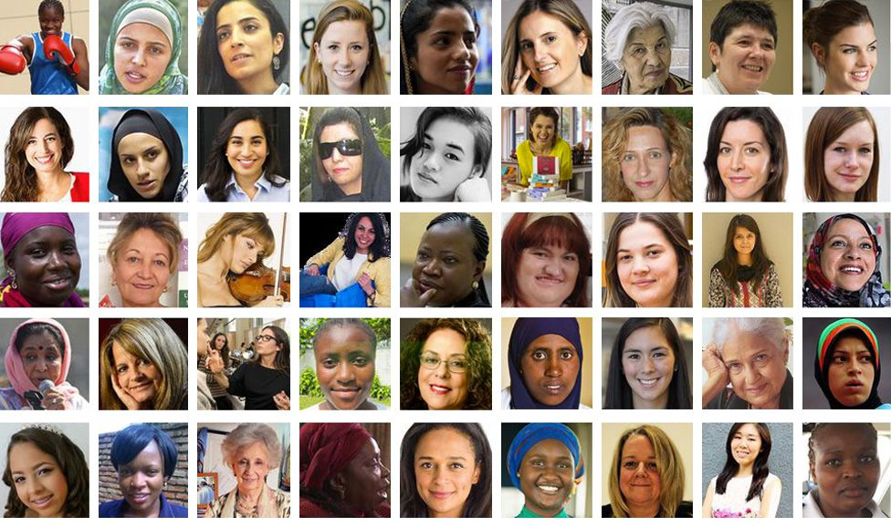 BBC's 100 women season