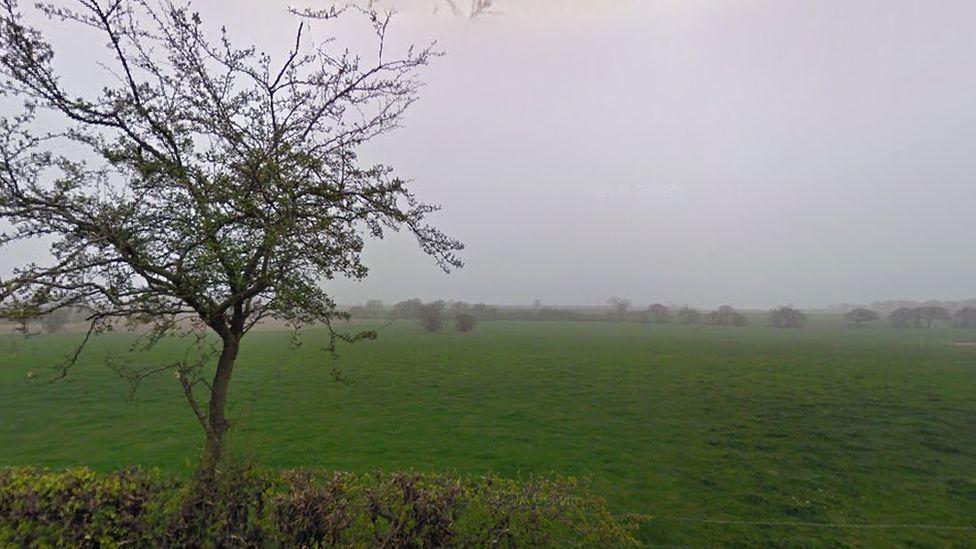 Green belt land near Appleton