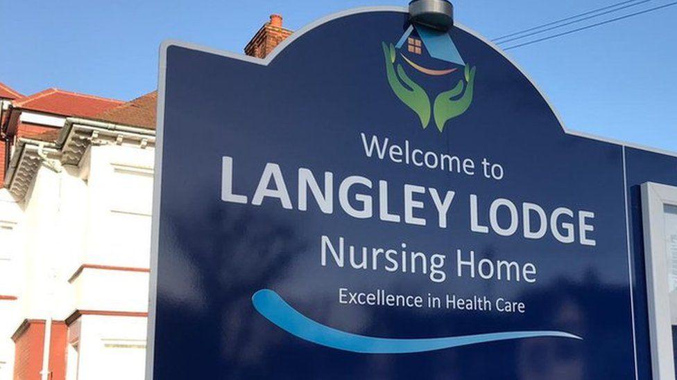 Langley Lodge Nursing Home, Westcliff