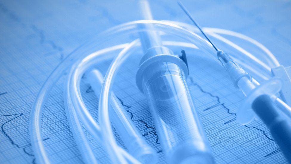 Medical intravenous system