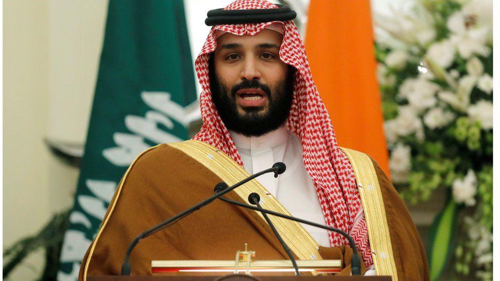 """محمد بن سلمان يدعو المجتمع الدولي """"لاتخاذ موقف حازم"""" من إيران في أعقاب هجمات خليج عُمان"""