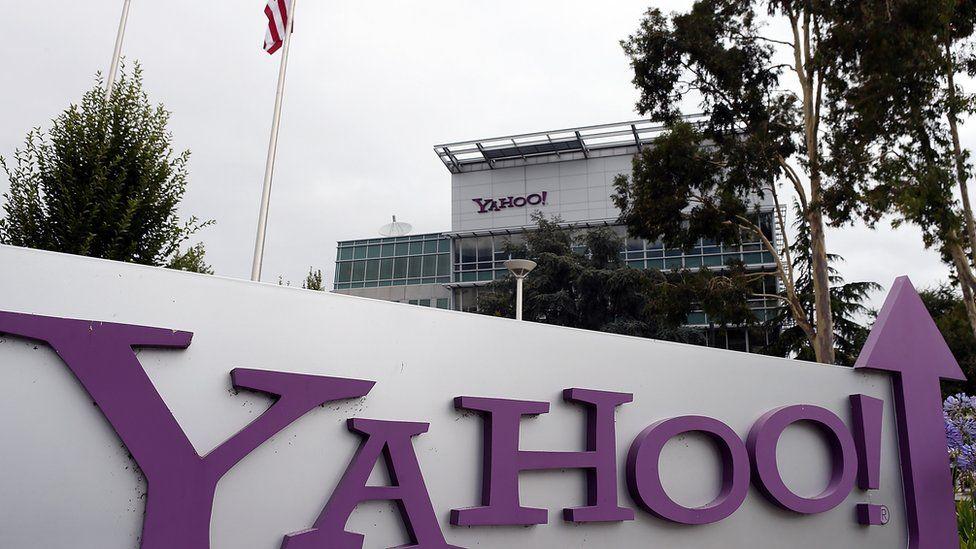Yahoo's logo