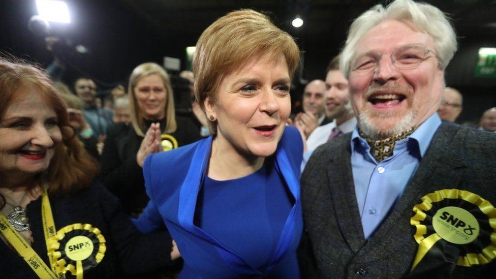Scotland election results 2019: SNP wins election landslide in Scotland