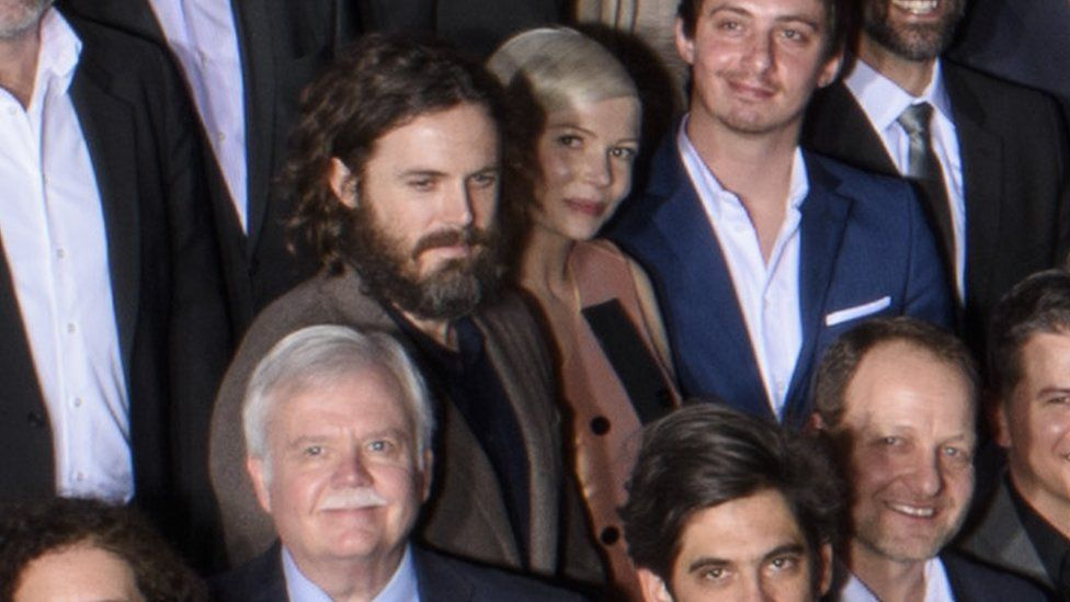 Casey Affleck and Michelle Williams