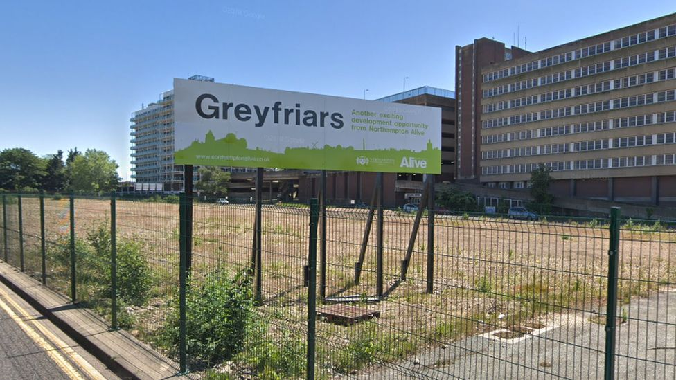 Greyfriars bus station site