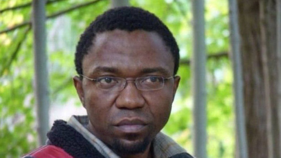 Patrice Nganang (archive shot)