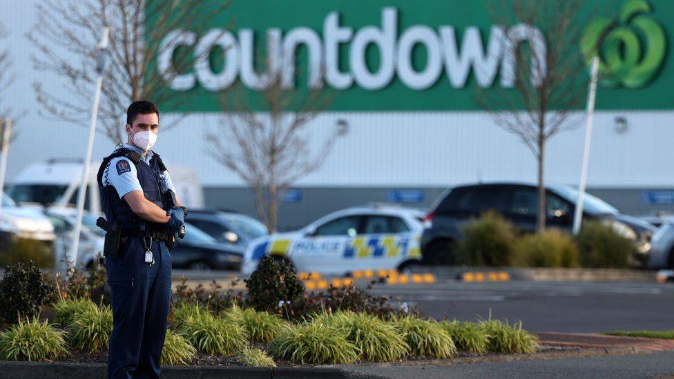 New Zealand PM Ardern says supermarket stabbing was 'terrorist attack' thumbnail