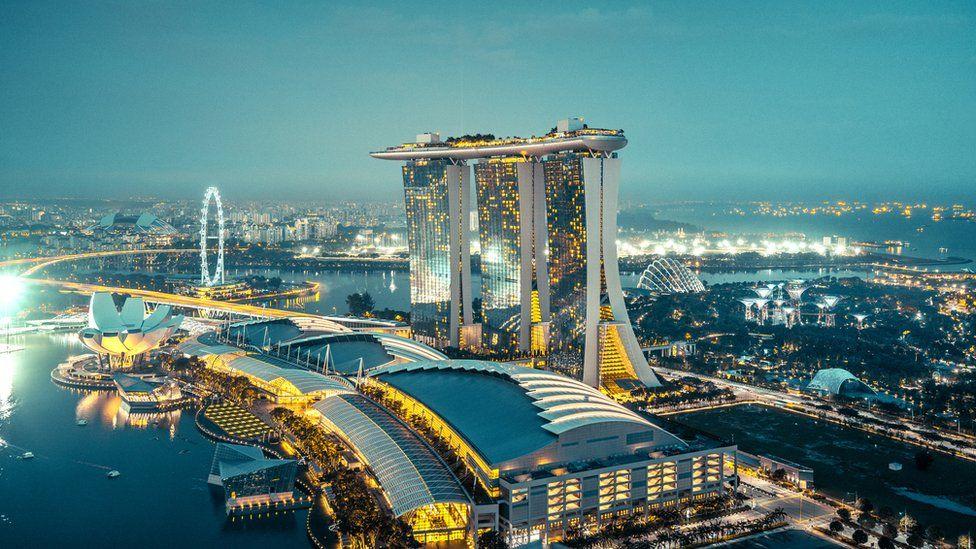 Cingapura: como país deixou de ser uma ilha pobre para se tornar ...