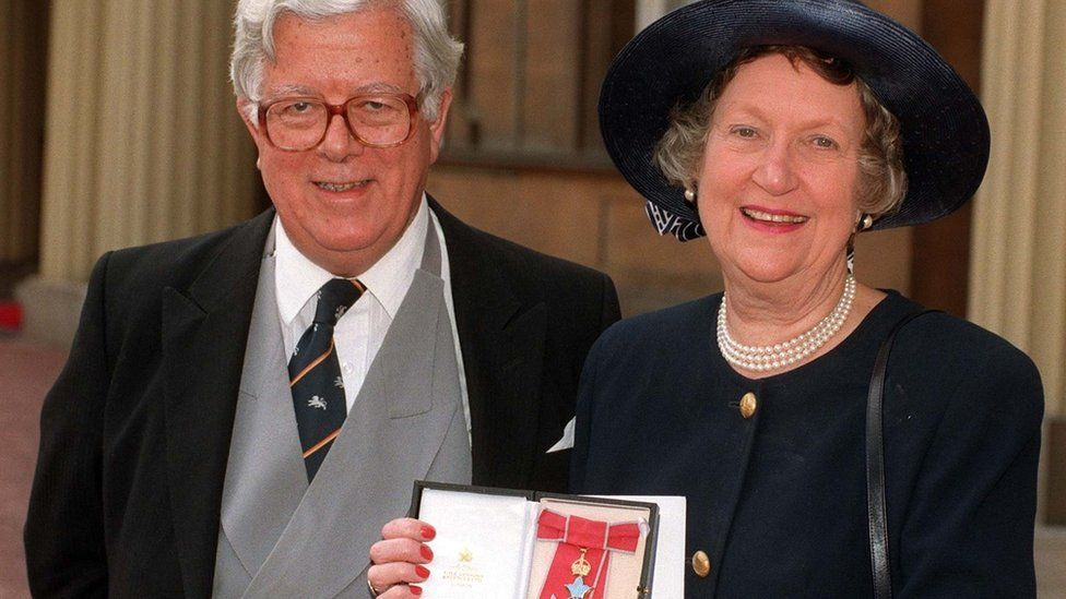 Lord and Lady Howe
