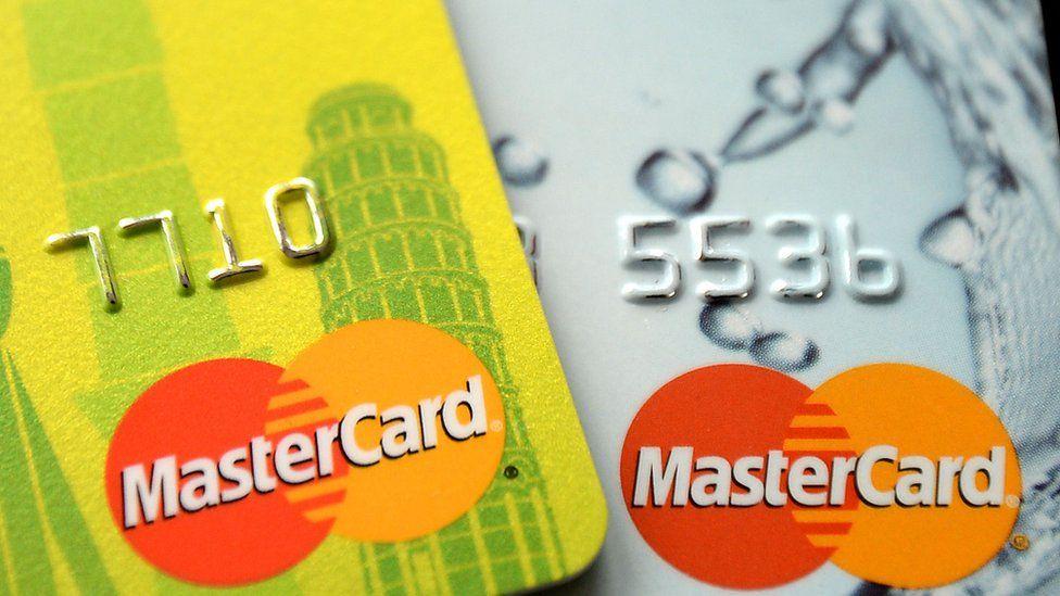 mastercard cards