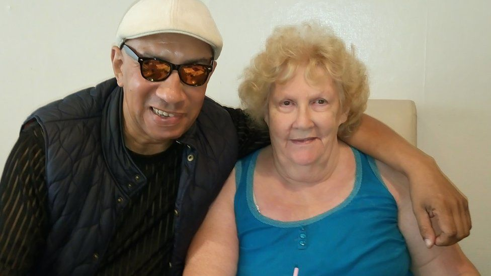 Steven and Gwenda Gage