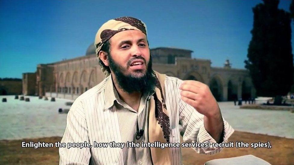 Former AQAP leader Qasim al-Raymi