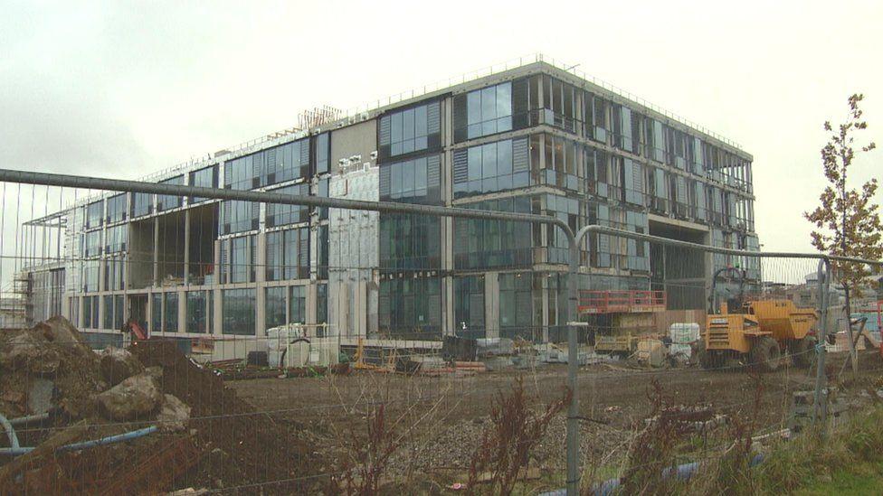 New Boroughmuir High School