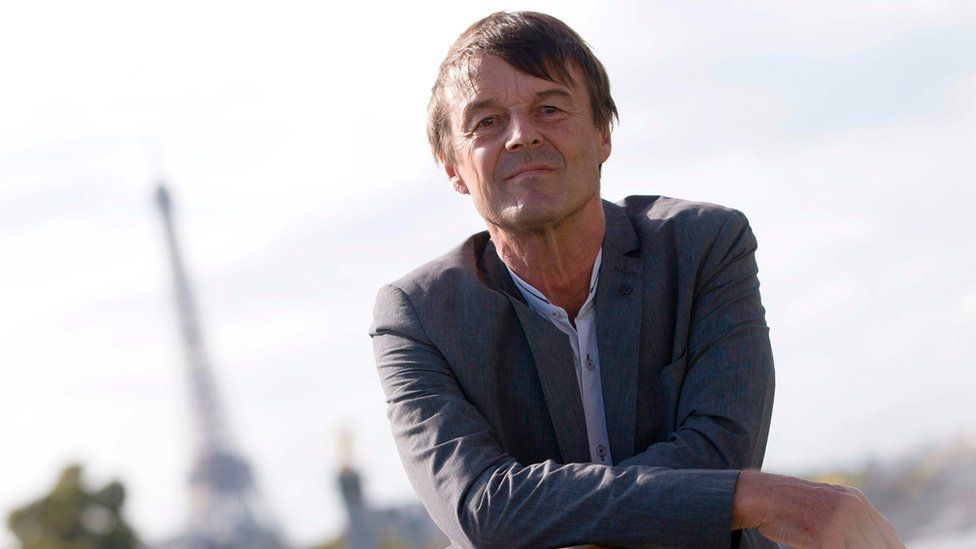 French environmental activist and new Ecology Minister Nicolas Hulot (file image)