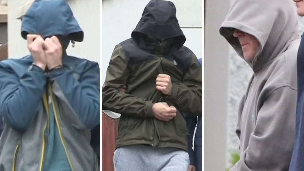 Kevin Lunney abduction: Four men remanded back into custody