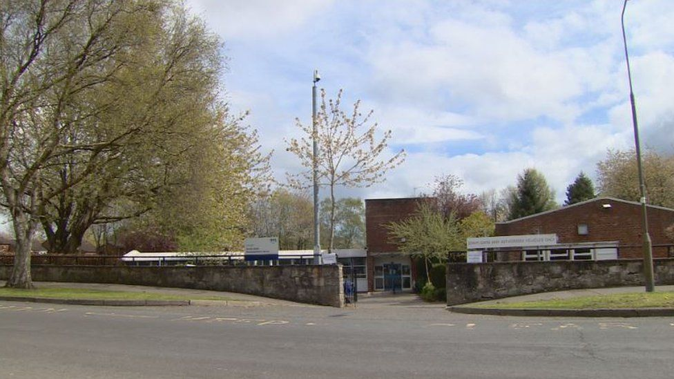 Carleton nursery in Glenrothes