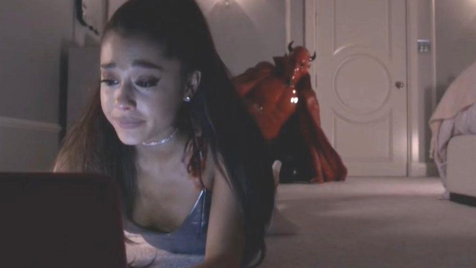 Ariana Grande in Scream Queens