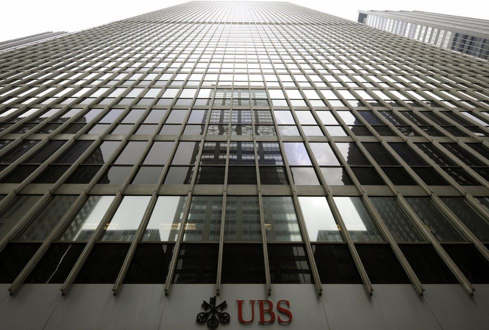 UBS HQ in the US
