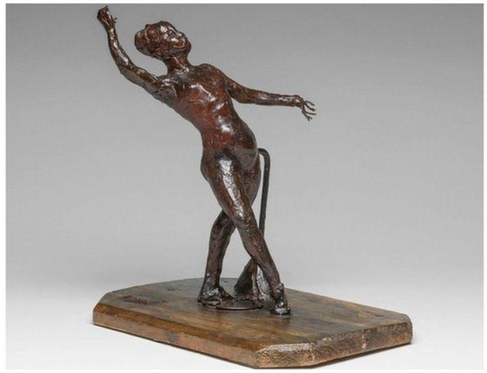 Degas piece