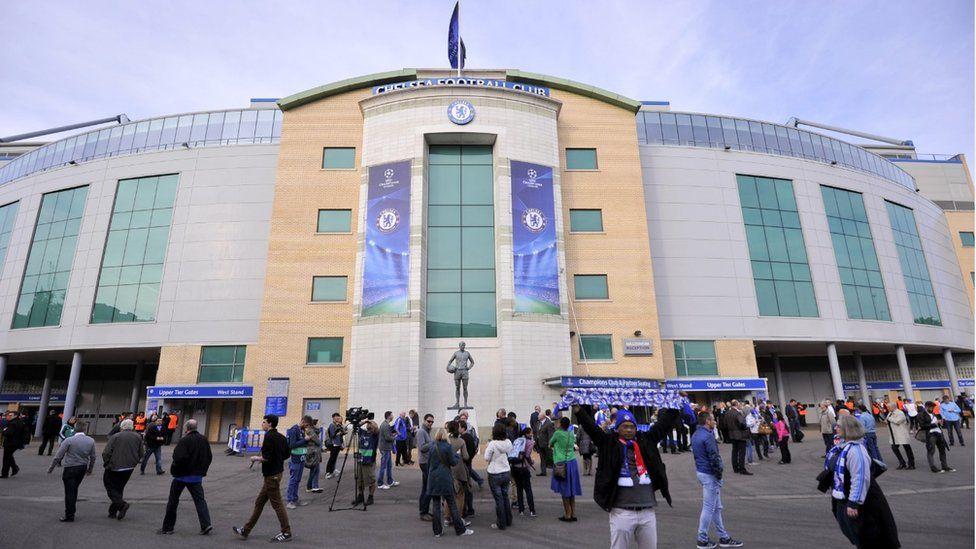 Stamford Bridge, Chelsea's stadium