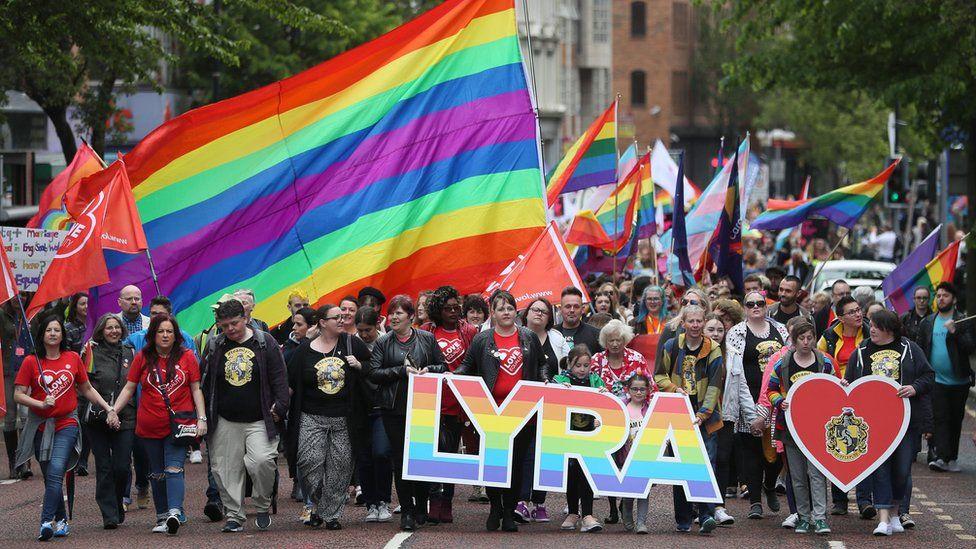 Lyra McKee's partner says NI marriage inequality 'unacceptable'