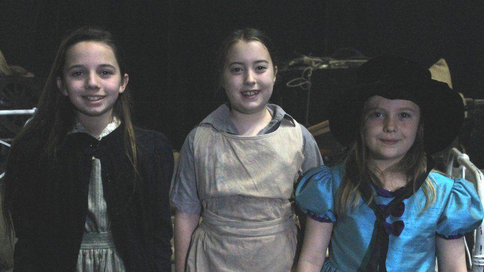 Y dair 'Cosette' fach