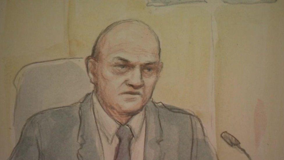 Coroner John Gittins