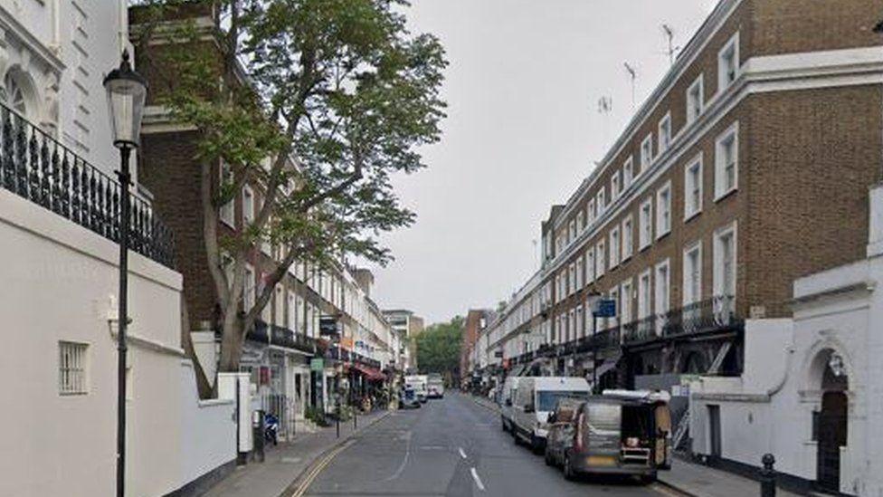 Beauchamp Place, Kensington,