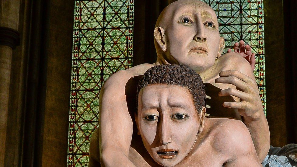 Salisbury Cathedral exhibition