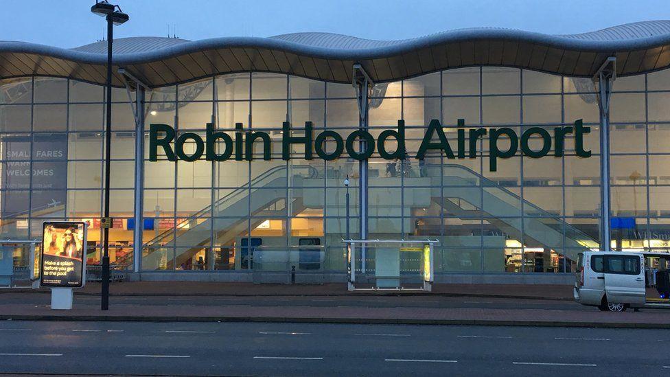 Donaster Robin Hood Airport