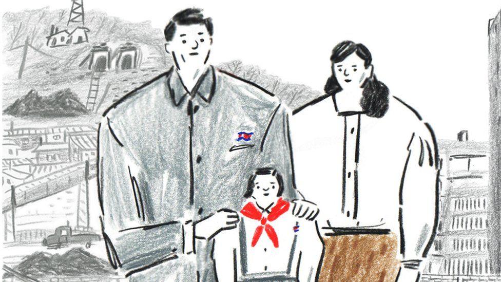 North Korean propaganda changes its tune - BBC News
