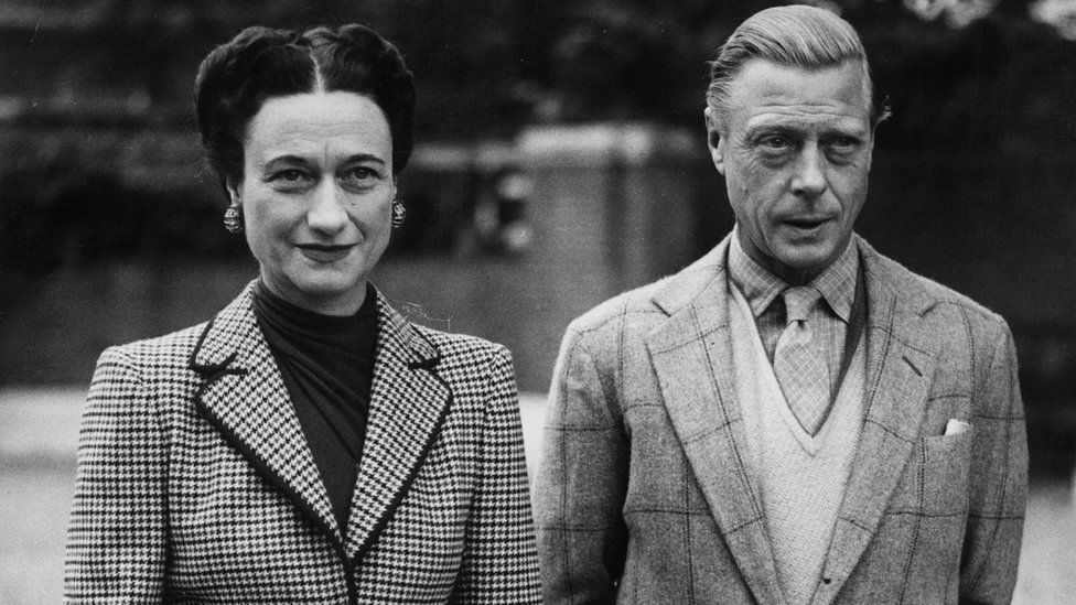 The Duke and Duchess of Windsor in 1946