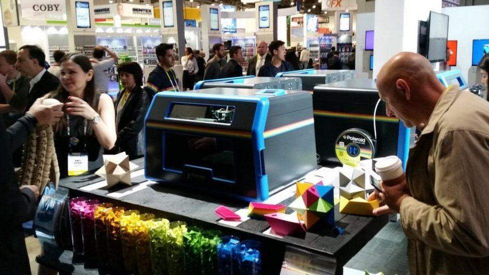 Polaroid 3D printer