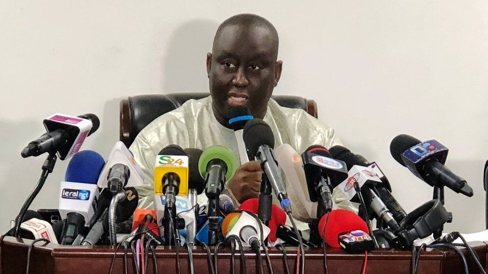 Aliou Sall, Senegal president's brother, resigns post amid corruption claim