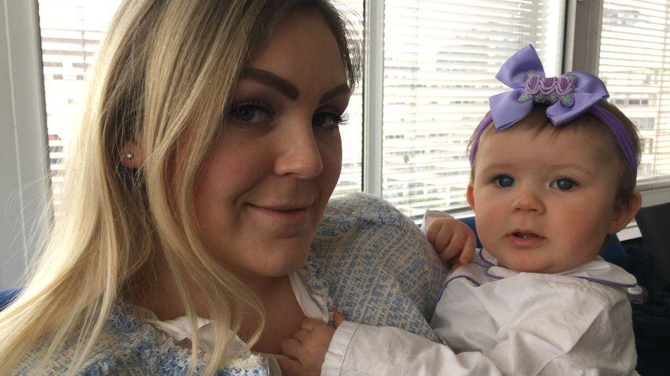 Kirbi-Lea and Violet-Vienna Pettitt