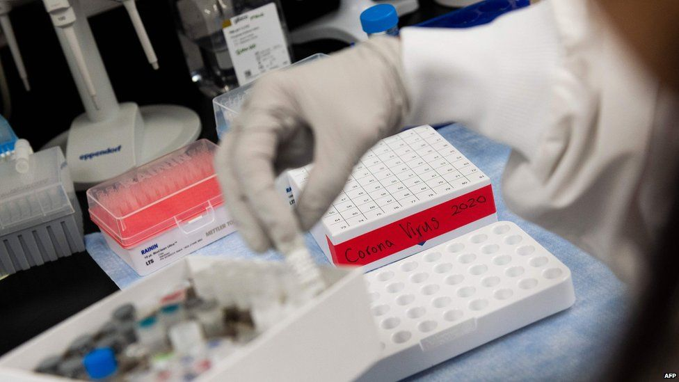 US works on developing a vaccine