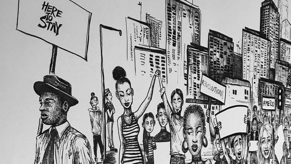 Jasmine Thompson mural