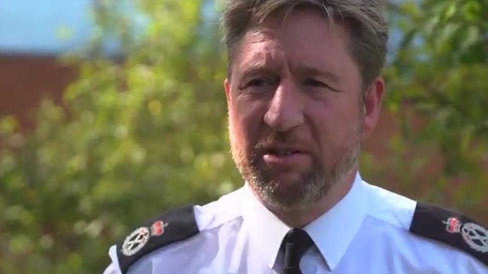 Chief Constable Simon Bailey