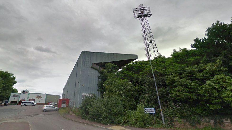 Rockingham Road stadium