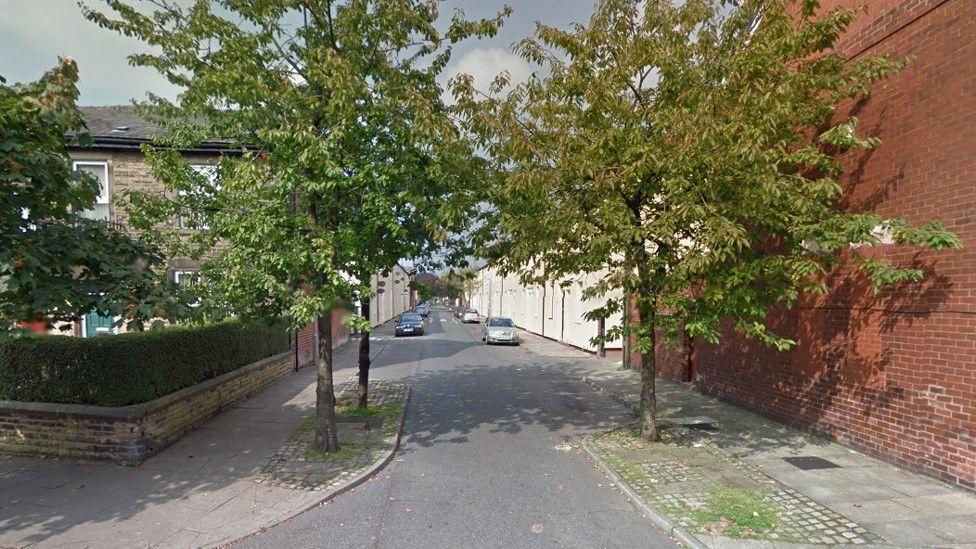 Chatsworth Street, Preston