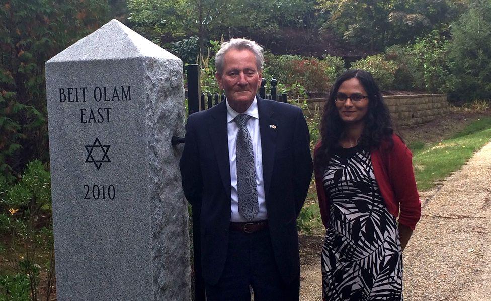 Stan Kaplan and Sharmini Selvarajah