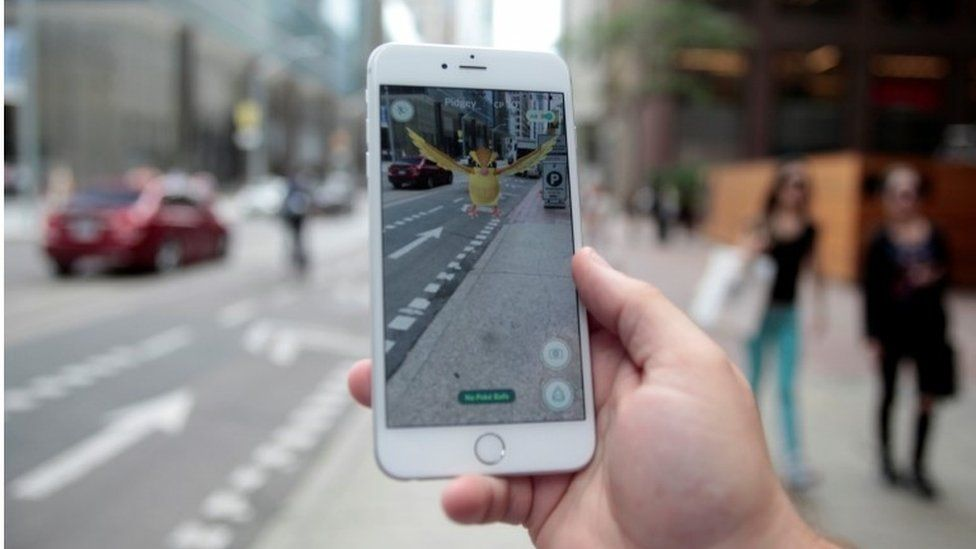 Pokemon Go has introduced young people to AR and its benefits