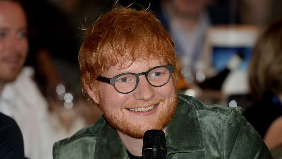 Ed Sheeran breaks U2's tour record - BBC News