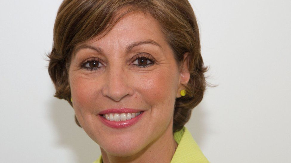 Taunton Deane MP Rebecca Pow