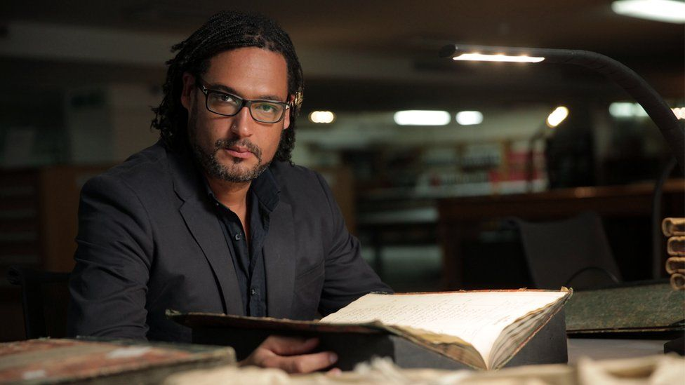 David Olusoga won a Bafta Award for Britain's Forgotten Slave Owners