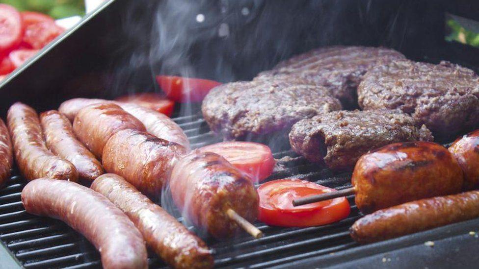 Barbeciw