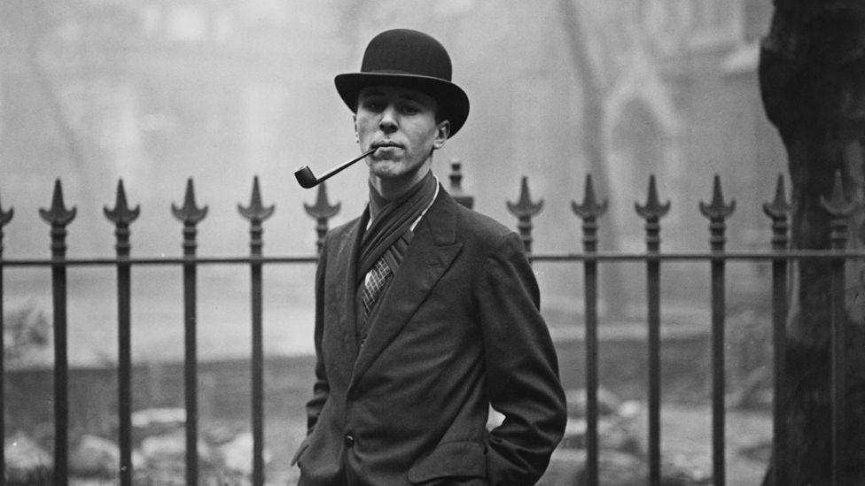 1925 London clerk